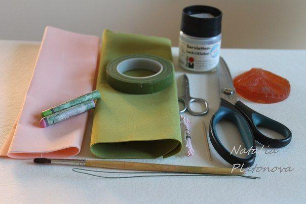 Создаем Гортензию из фоамирана - Ярмарка Мастеров - ручная работа, handmade