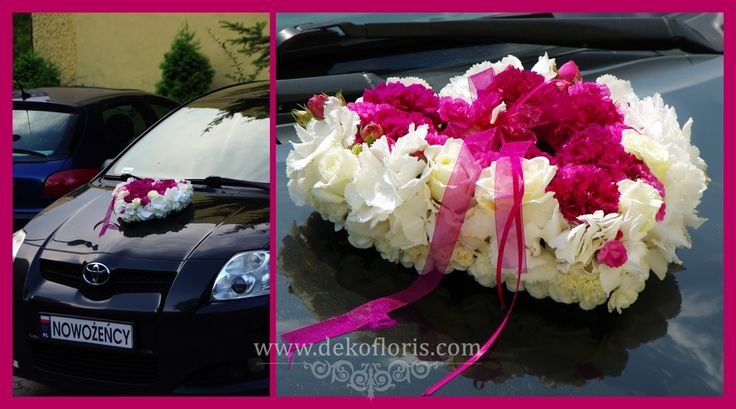 Auto+do+slubu+dekoracja+samochodu+slubnego+opolskie+serce013.jpg (1600×890)