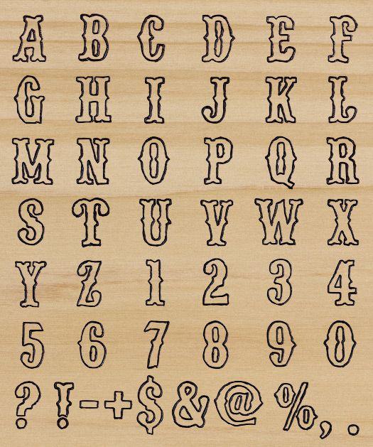 16 Burnt Wood Font Images Typography Font For Wood