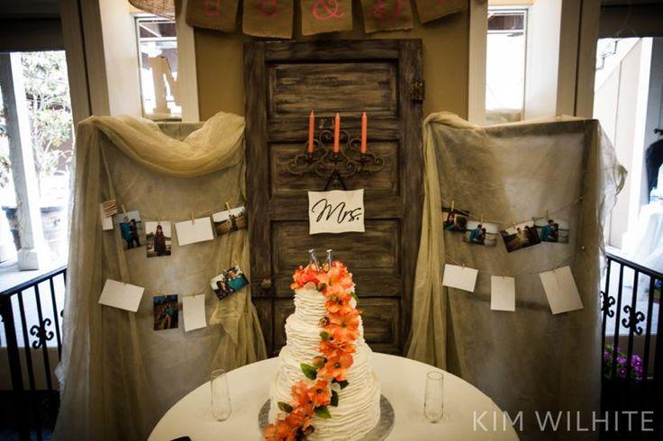 Norton Building Wedding Ruston La Wedding Photography