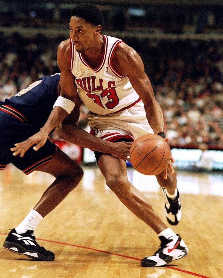 Scottie Pippen's 10 Best On Court Sneakers | Pippen