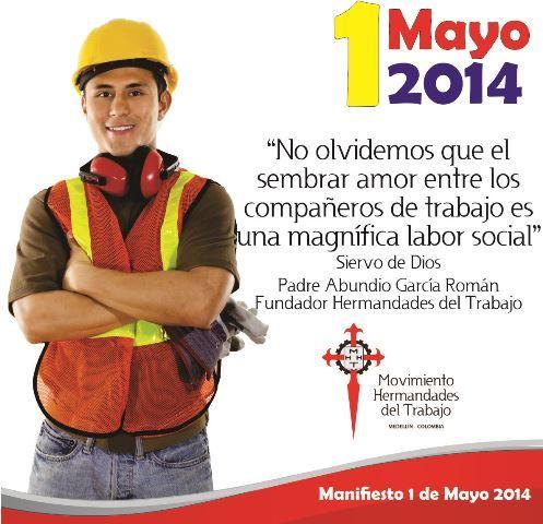Dia del Trabajo 2014