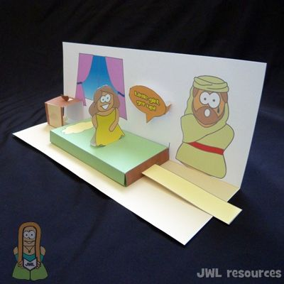 hija de jairo revive manualidades biblicas pinterest language girls and kid. Black Bedroom Furniture Sets. Home Design Ideas