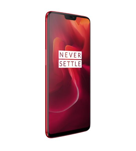 cheap for discount a5579 0aab3 OnePlus 6 Red Edition with 128GB storage announced. Red Edition will ...