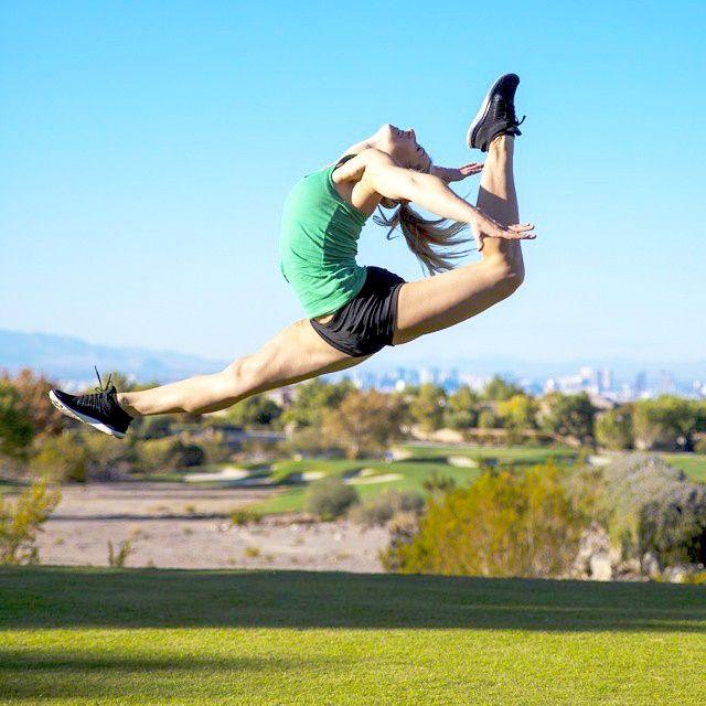 A Stuntwoman Reveals Her Fascinating Workout Regimen