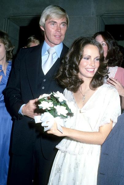 Jaclyn Smith & Dennis Cole - Wedding Day