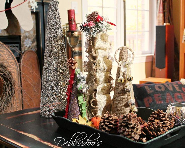 La artesanía de espuma de poliestireno para la Navidad 008