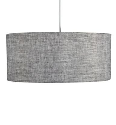 Add An Aesthetic Finish To Your Room With A Woven Shade This Would Be Perfect When I Redecorate The Living In Orange And Grey