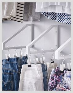 10 Small Closet Organization Ideas  #homedecor #home #diy #closet