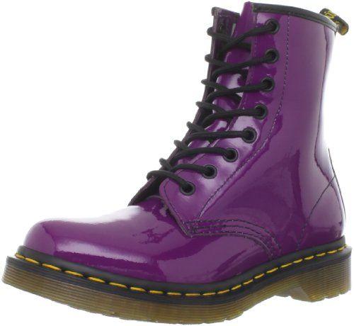Dr. Martens Women's 1460 W Boot,Purple Patent,6 UK (US Women's 8 M) Dr. Martens,http://www.amazon.com/dp/B0072EA4U8/ref=cm_sw_r_pi_dp_MldJsb0E18EFPME8