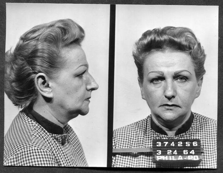 Best Mugshot Images On Pinterest Mug Shots Vintage Photos - 15 vintage bad girl mugshots from between the 1940s and 1960s