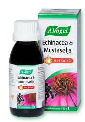 Hot drinkEchinacea & Mustaselja Hot Drink - Vogel - Finland