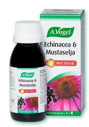 Hot drinkEchinacea & Mustaselja Hot Drink - Vogel - Finland