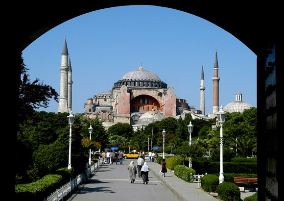 Mosque of Sofia - Istanbul