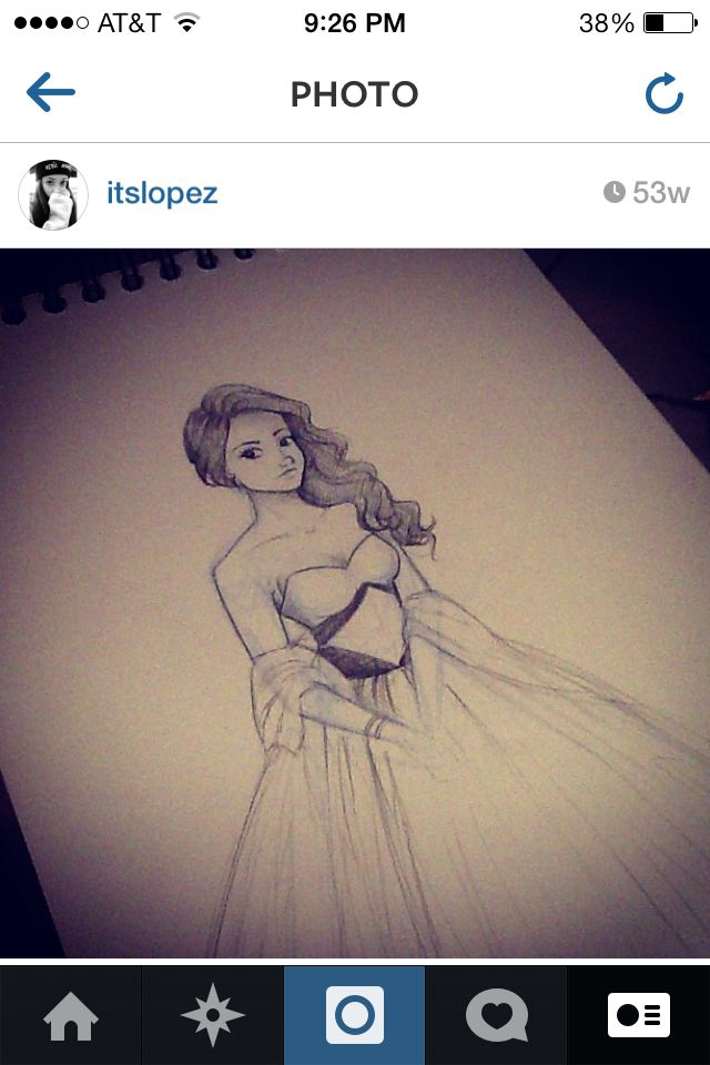 Elena?????? ( The vampire diaries) Amazing art work. For more drawings follow…