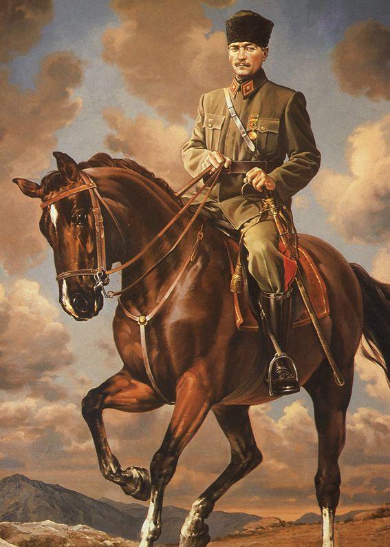 Atatürk Tablo - ATK 162