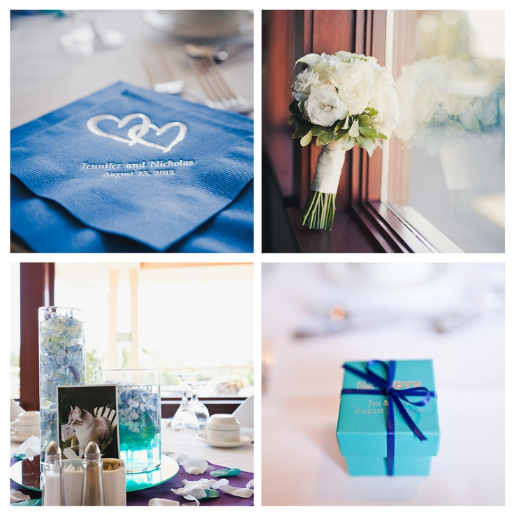 blue, teal, turquoise wedding theme colours