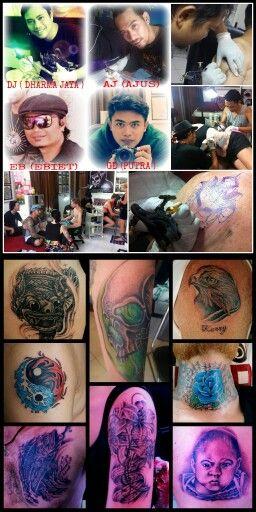 Our tattooists
