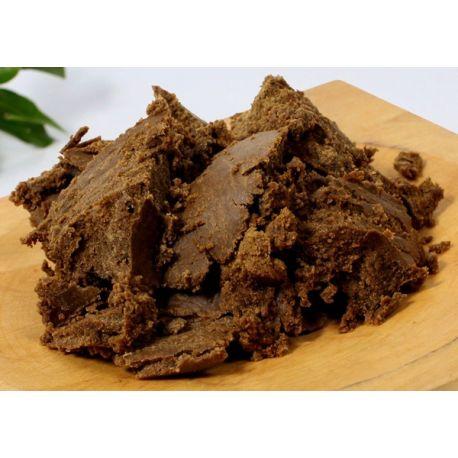 Masło Bacuri Nierafinowane Zimnotłoczone - Kolejny skarb Amazońskiej Dżungli. Wyjątkowe masło wydobywane z owoców dziko rosnącego drzewa Bacuri. Ukochane przez miejscową społeczność. Zachwyci Cię jego intensywnie brązowy kolor:)