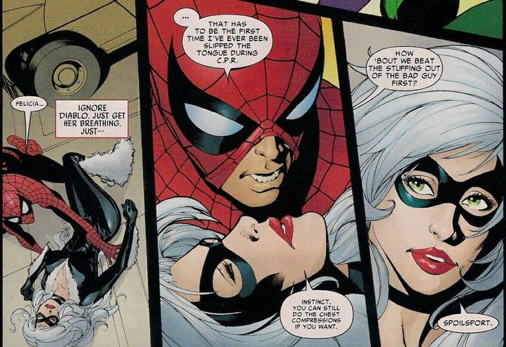 Black cat wants a kiss | Spiderman stuff | Pinterest ...