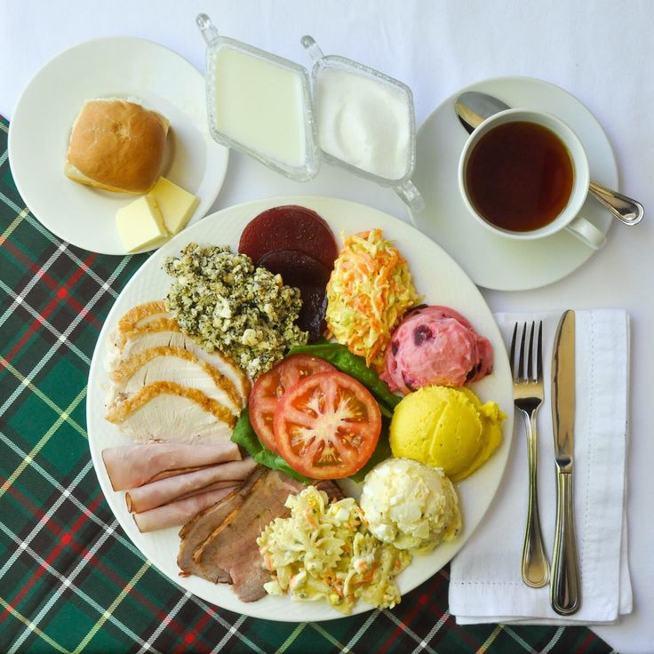 Traditional Newfoundland Cold Plate :)