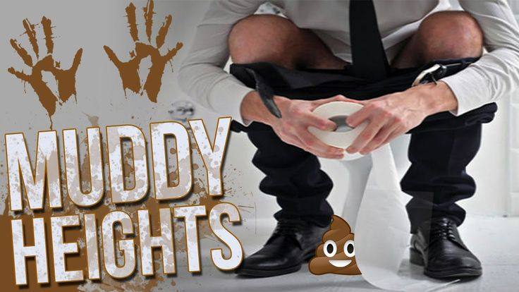 Pooping Simulator - Muddy Heights - Pooping Made Fun!