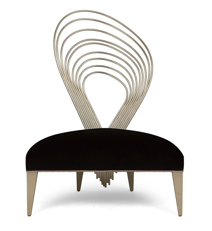 Arpa Lounge Chair by Christopher Guy