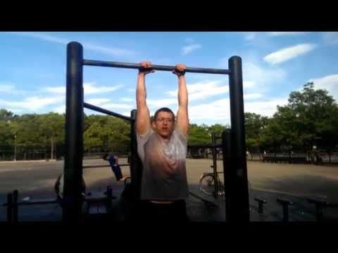 Strict Muscle Up Tutorial - YouTube