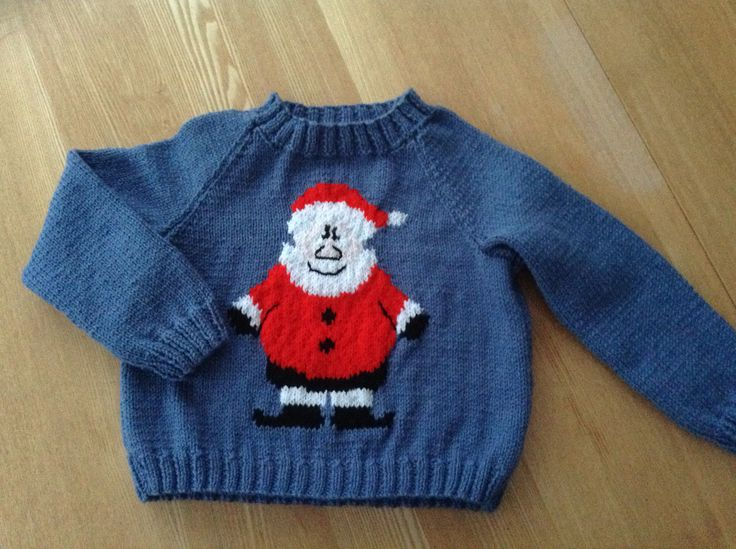 Christmas jumper for Milly