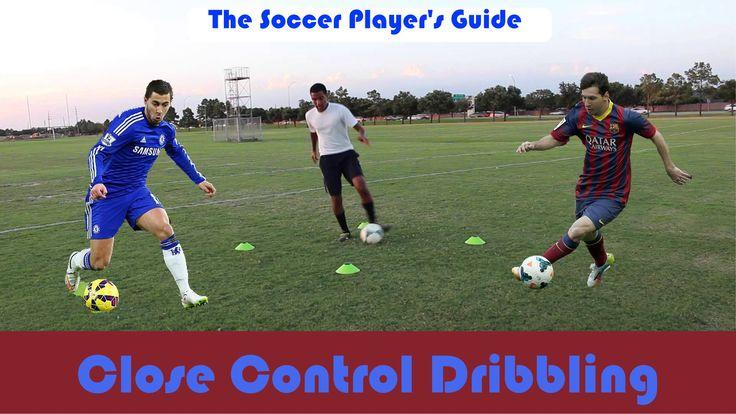 Soccer Close Control Dribbling Drills