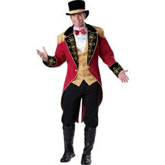 Men's Ringmaster Adult Costume
