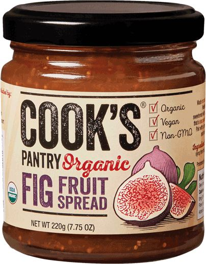 Made in small batches from organic figs grown in the Mediterranean island of Corsica, our fig jam is sweetened with sugar 100% derived from fruit for a taste that is less sweet so you can enjoy the flavor of ripe figs. Pair with a cheese platter, prosciutto, or spread on a crusty bread and make the ultimate gourmet grilled cheese sandwich. #jam #fruitspread #marmalade #fruitjam #breakfastfoods #breakfast #dessert #marinade