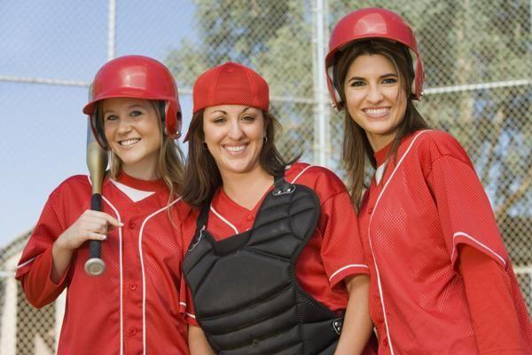 Softball team names for women
