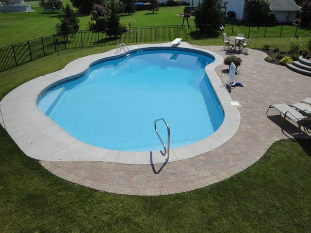 10 best hydra pools images on pinterest pool liners for Pool design rochester ny