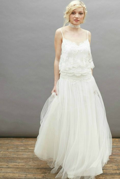 62 best Boho wedding dress Collection images on Pinterest | Short ...
