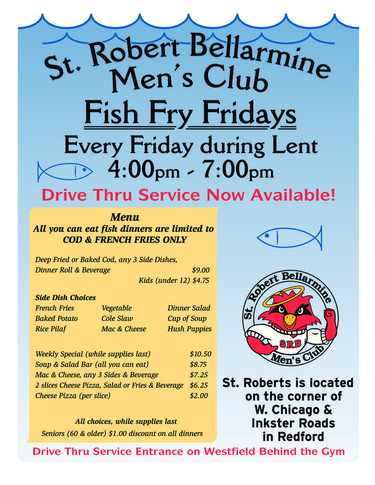 17 best images about fish fry event on pinterest surf for Fish on fridays during lent