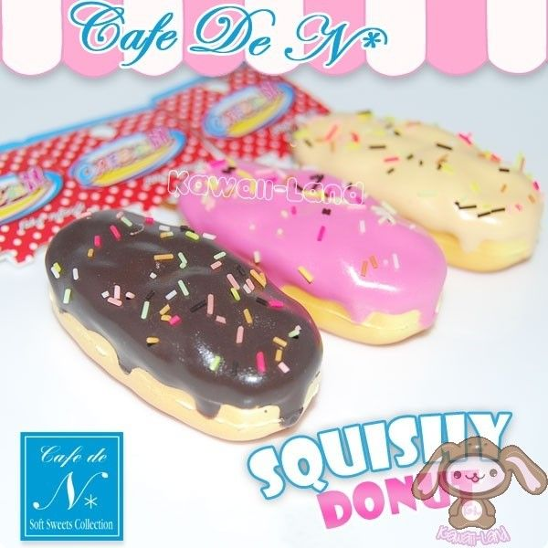 Cafe De N Squishy Package : 213 best images about awesome squishys on Pinterest Shops, My melody and Donuts
