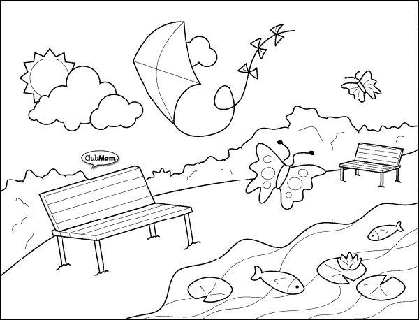 размеры картинка с детьми в парке печать потом она