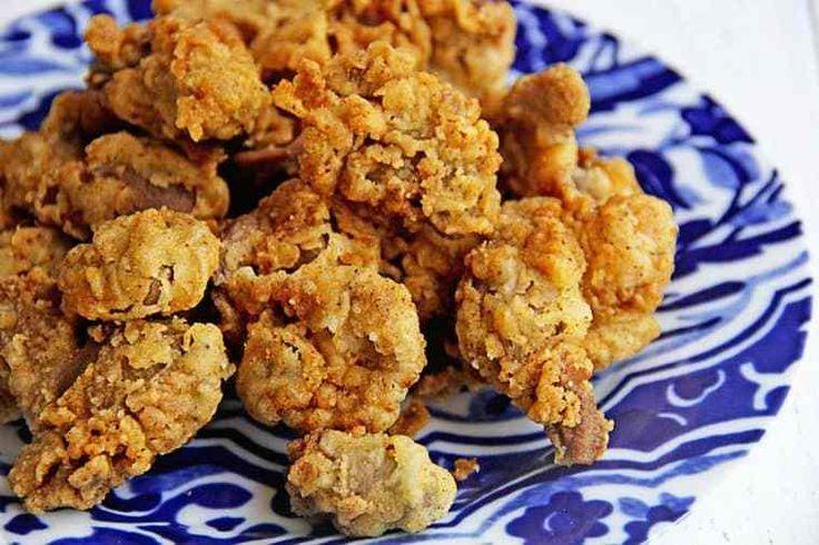 Chicken gizzard recipe what are chicken gizzards