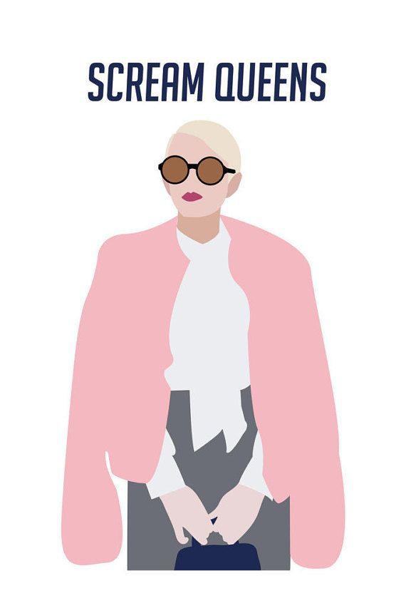 31 best Scream Queens images on Pinterest | Chanel oberlin, Scream ...