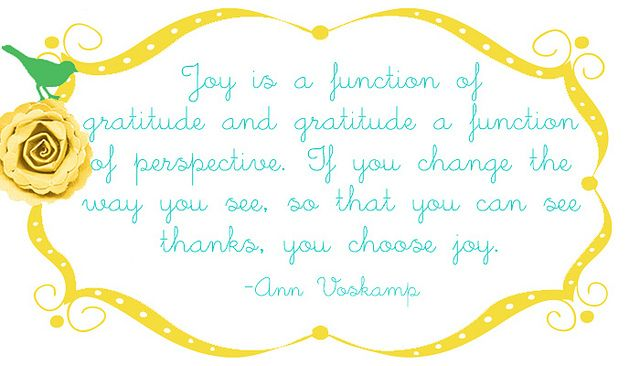 1000 Blessings Ann Voskamp | In One Thousand Gifts , Ann Voskamp writes: