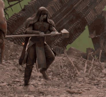 """Ronan the Accuser showcases his best Running Man: 