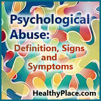 Physical signs of emotional abuse in adults was specially