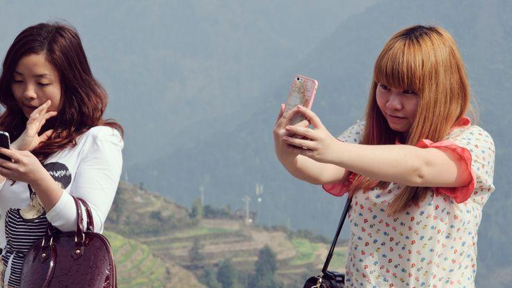 La moitié de la population chinoise se connecte à Internet grâce à un smartphone