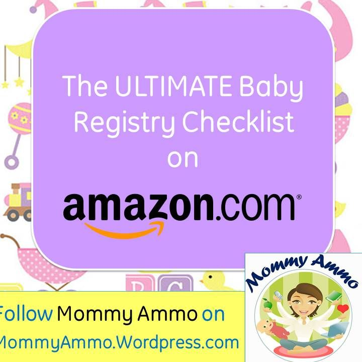 The 25+ best Amazon registry baby ideas on Pinterest Baby - baby registry checklists