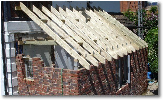 Building Regs On New Tiled Roof