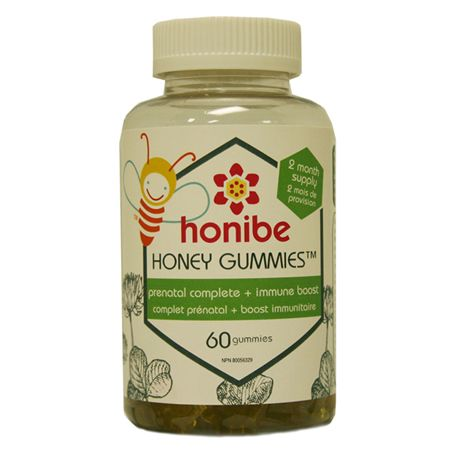 "adult honibe honey gummies™ #prenatal complete + immune boost aka the ""yummy gummy for mommy.""  The perfect all-natural complete #vitamin for expecting Mama's!  #honey #health #natural  #honibe http://honibe.com/our-products-gummies/"