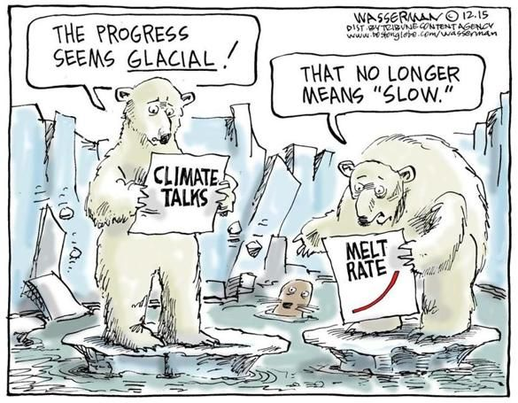 An Analysis of the Polar Bears in the Endangered Species Act