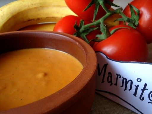 Potage à la banane (Brésil) : Recette de Potage à la banane (Brésil) - Marmiton