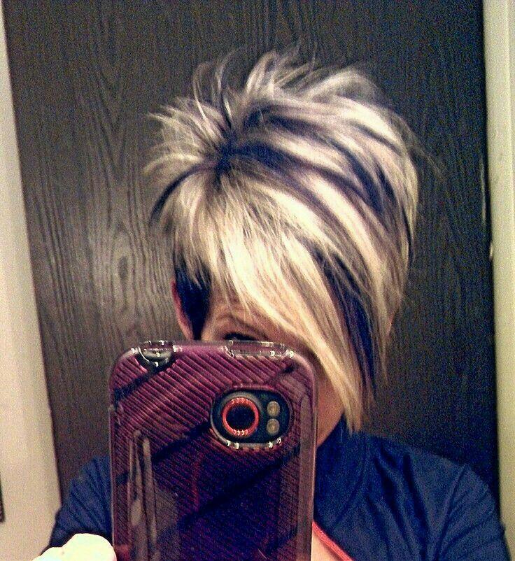 Best 25 chunky highlights ideas on pinterest blonde highlights chunky highlights super short hair pmusecretfo Choice Image